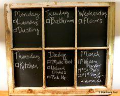 treasur, chalkboard chore chart, chalkboard paint