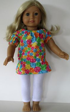 American Girl Doll Clothes  Multicolored by EverythingNice4Dolls, $20.00