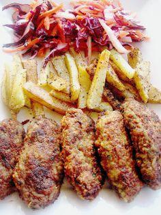My Turkish Kitchen: KADIN BUDU KÖFTE