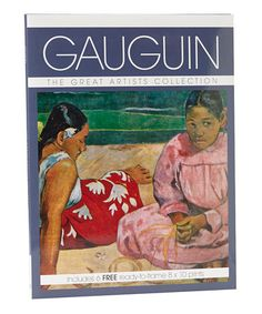 Take a look at this Gauguin Art Pack by World Publications on #zulily today!
