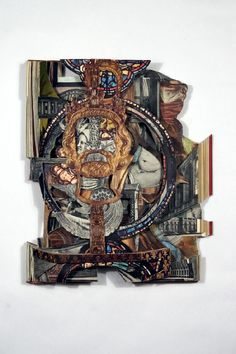 Amazing book carvings by Brian Dettmer  LOVE THIS!!!!