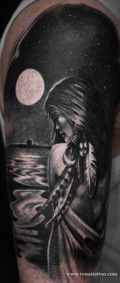 tattoo, sleeve, shoulder, color, ink, freakz, inkfreakz, new, badass, bad, ass, epic, amazing
