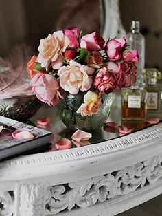 roses & perfume