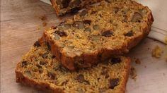 Betty Crocker's Heart Healthy Cookbook shares a recipe! Fruit, nuts and vegetable, all packed into one hearty quick bread! A great on-the-go breakfast made using pineapple, carrots, walnuts and raisins!