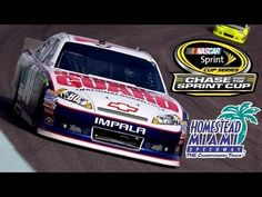 2012 NSCS Homestead Ford EcoBoost 400 Part 1/4