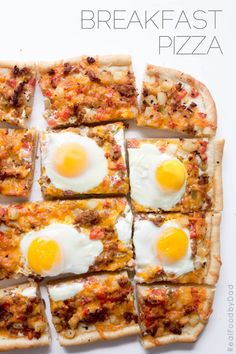 Breakfast Pizza from @realfoodbydad