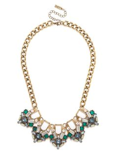 Extraterrestrial Gem Collar Necklace | BaubleBar