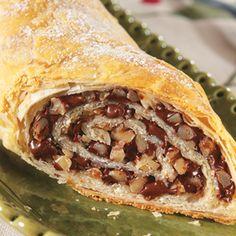 Pepperidge Farm® Puff Pastry: Chocolate Walnut Strudel