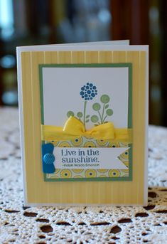 Stampin' Up! SU by Connie Tumm, Stamp Art Squared