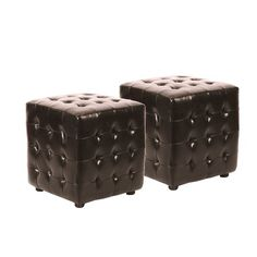 I pinned this Abigail Ottoman - Set of 2 from the Safavieh Furniture event at Joss and Main!