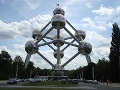 Atomium, Brussels, Belguim