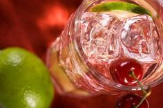 Sparkling Limeade Recipe by CHEF_MEG via @SparkPeople
