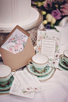 Neoclassical wedding