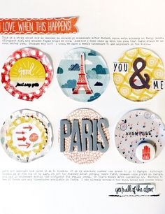 Paris is always a good idea by TaraElias at @Studio_Calico