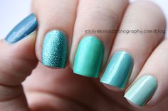 Minty fresh hues for Spring