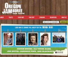 Oregon Jamboree 2014 #SurfsUpVoxBox @Influenster
