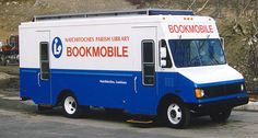 Bookmobile, Natchitoches Parish (La.) Library.