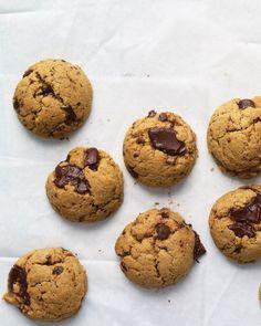 Peanut Butter-Chocolate Chunk Cookies Recipe