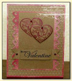 PPRS Be My Valentine Card