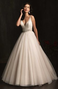 Allure Bridals 2014   My Dress of the Week via Belle The Magazine