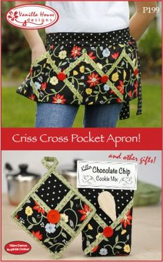 all sorts of apron patterns (blog)