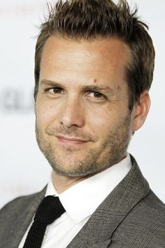 """Gabriel Macht  - can't wait for the next season of """"Suits"""""""