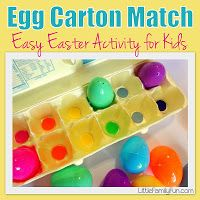 Little Family Fun: Easter Crafts & Activities