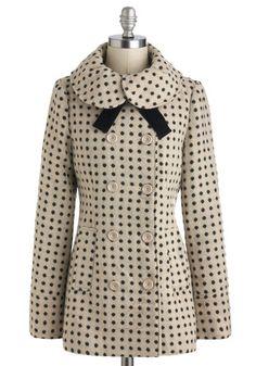 Dots Life Coat