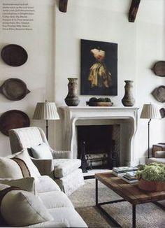 decor, living rooms, live space, fireplac, flippen life, jim howard, veranda, live room, design