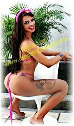 Mega Tops Brasil Oficial: Taylla Leal - Travesti, Transex - Novo Anúncio