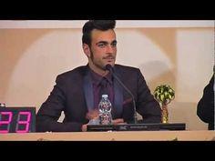 Le dediche, la festa, le dichiarazioni. Il podio del Festival guidato dal vincitore Marco Mengoni con il brano 'L'Essenziale'