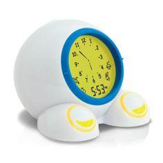 Teach Me Time Talking Alarm Clock And Night Light