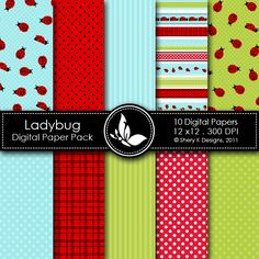 Ladybuy - 10 Digital papers www.mygrafico.com/freebies/ladybuy-10-digital-papers/prod_5270.html