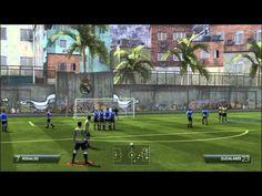 Fifa14 Tutorials | Custom FK set-pieces 99% Goal