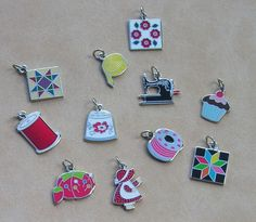 Premium quality charms that you can wear them or incorporate them into your craft.