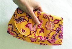 Pink Peony Bag Pattern