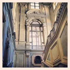 Palazzo Madama, #Torino. @Palazzo Madama