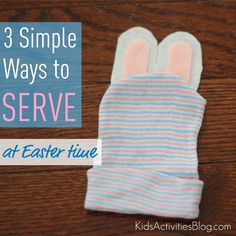 service projects for easter