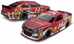 2013 TONY STEWART #14 HOLIDAY FOUNDATION FANTASY SPECIAL 1/24 ACTION DIECAST