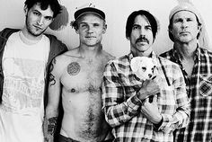 30 Anos de Red Hot Chili Peppers :)