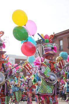 Mummer's Day Parade, Philadelphia