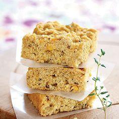 foods, thyme cornbread, seasons, cooking