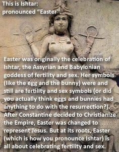 Ishtar~Easter