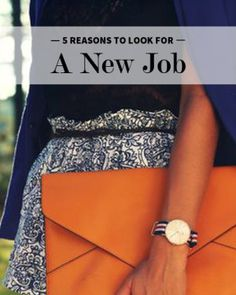 5 Reasons to Look for a New Job | Levo League | Career Advice | #jobsearch #career #advice