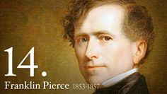 Nov. 23, 1804 - Franklin Pierce is born in Hillsboro, N.H. Pierce would become the 14th president of the United States in 1853.