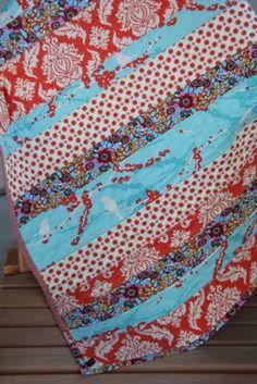 SImple beginner quilt
