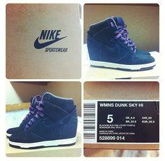 Nike Sky Hi Dunks