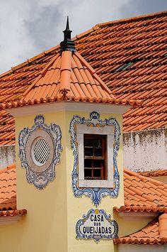 Casa das Queijadas, Sintra, Portugal