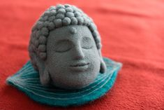 Beautiful needle-felted buddha by maa: http://wp.me/pjlln-2sP #KnitHacker