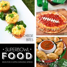 superbowl food ideas